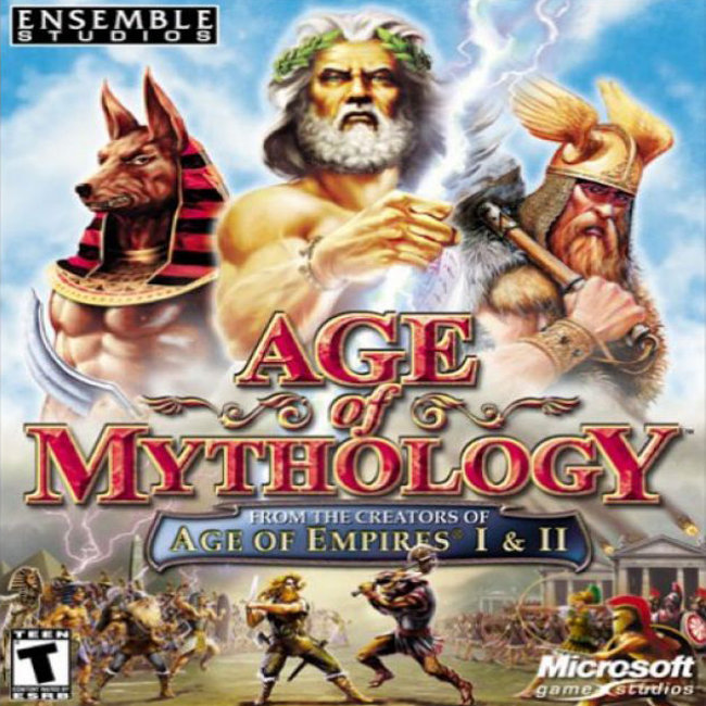Greek mythology video games